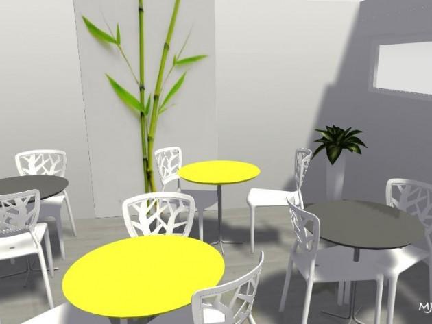 3D - espace repas