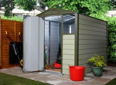abri jardin m tallique france abris id. Black Bedroom Furniture Sets. Home Design Ideas
