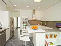 Aménagement cuisine bar