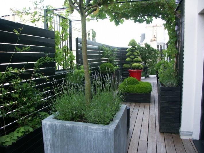 Réalisation terrasse bois - Fiorellino - Aménagement d\'une ...