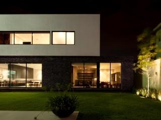 Aménagement extérieur de maison