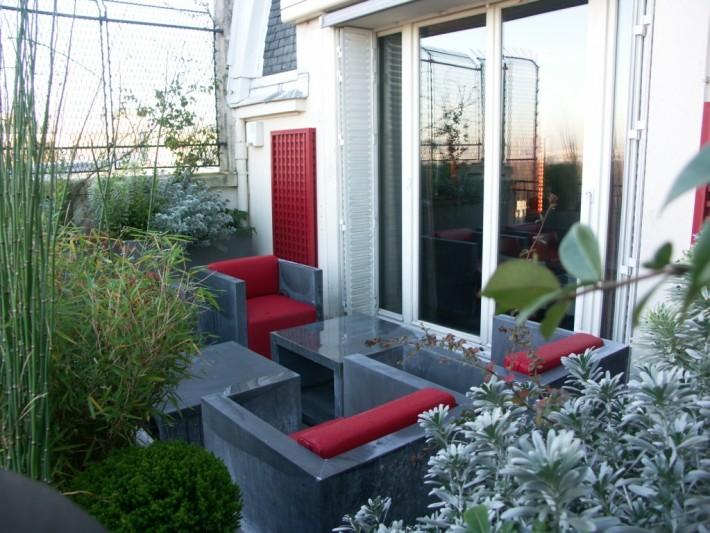 Aménagement petite terrasse - Fiorellino - Aménagement terrasse avec ...