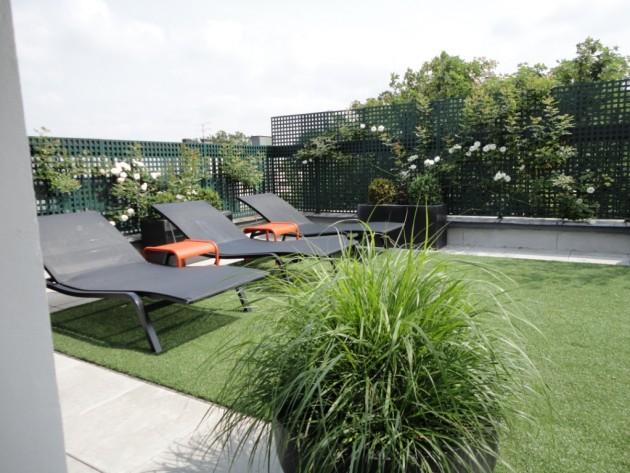 Am nagement terrasse fiorellino am nagement v g tal et for Amenagement terrasse paris