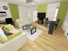 Aménager un appartement vide