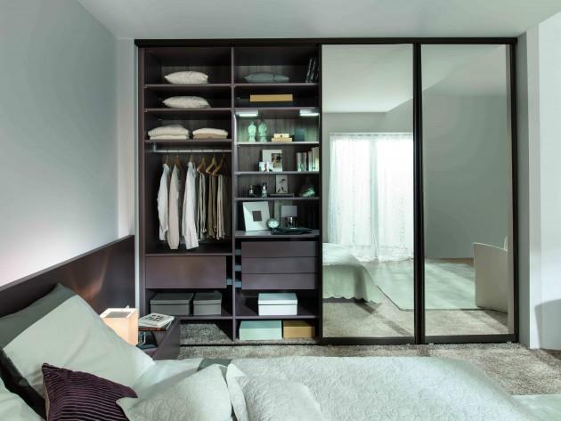 rangement chambre schmidt armoire dressing dans chambre clair id. Black Bedroom Furniture Sets. Home Design Ideas