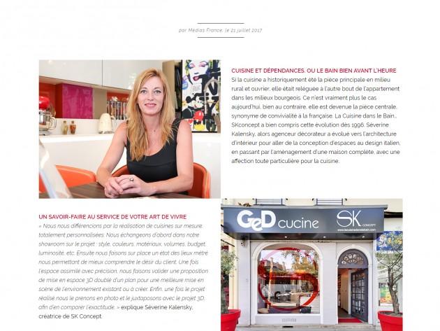 Article LeFigaroMadame.fr