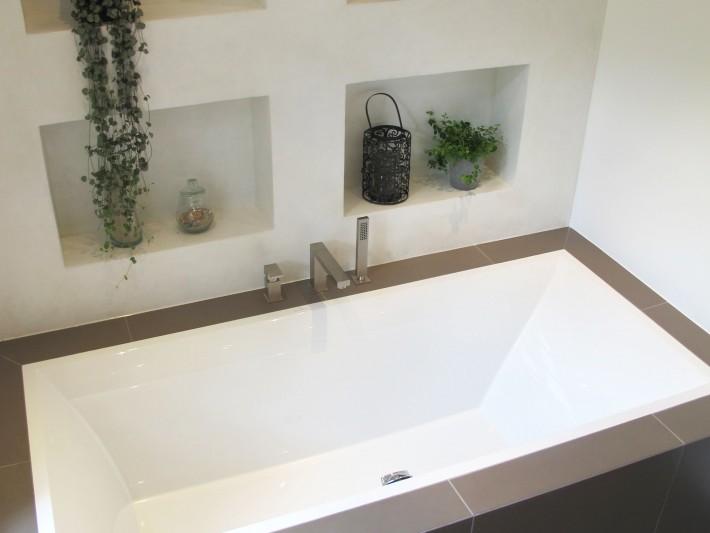 Nouvel Salle de douche à l'italienne - Inside Création - Baignoire VJ-36