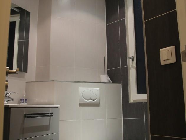 Cabinet médical rénové par So D-Sign - Toilettes