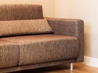 Canapé en tissu design et tout confort