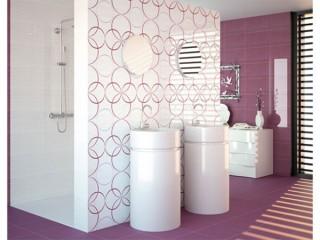 Carrelage Salle de bain : Collection Dance