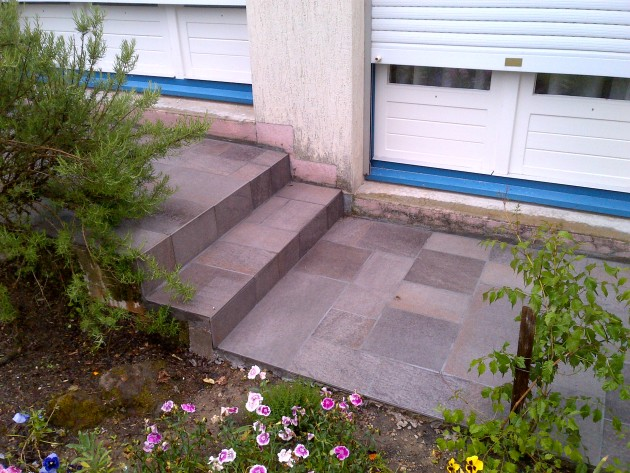 Carrelage a 4 tailles