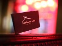Carte de visite de l'hôtel Buddha Paris