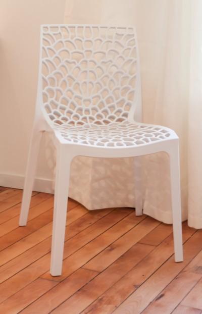 Salon salle manger classique photo salon salle manger class - Chaise originale design ...