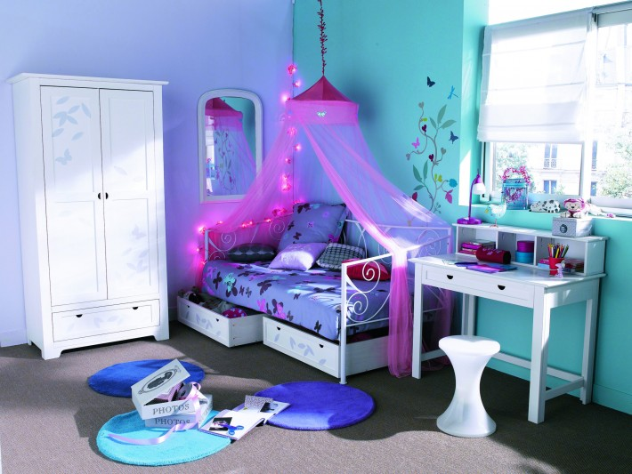 Chambres enfants conforama chambre eclipse Chambre de fille conforama