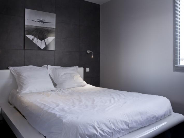 Chambre à Coucher   Rénovation Parisienne