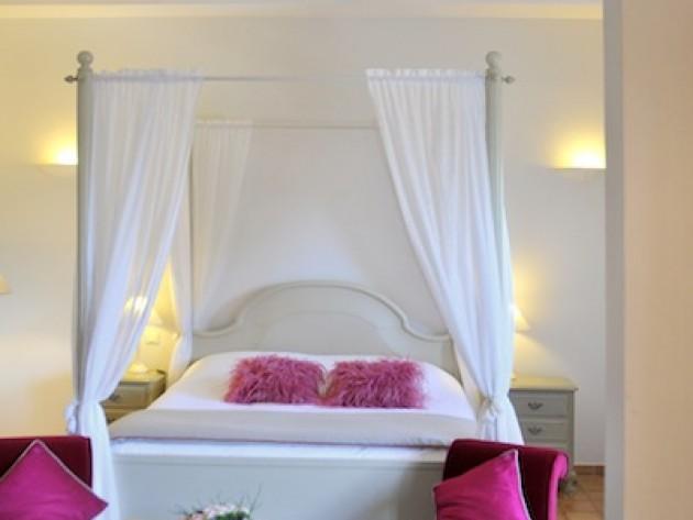 Chambre à la décoration fantaisiste