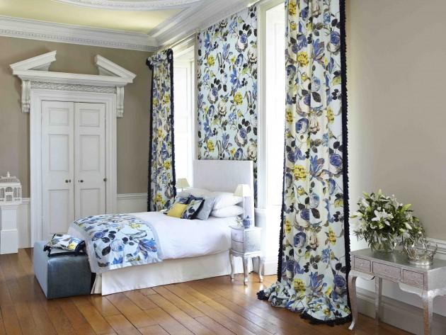 textiles life prestigious textiles chambre chic et classique id. Black Bedroom Furniture Sets. Home Design Ideas