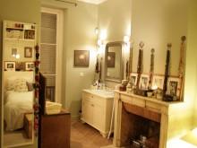 Chambre classique et rétro