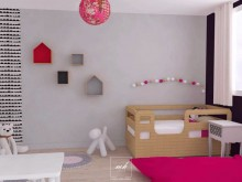 Chambre décoration girly