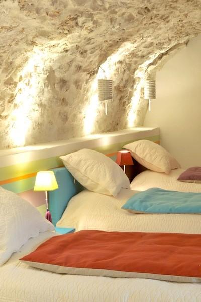 Chambre dortoir pour enfants