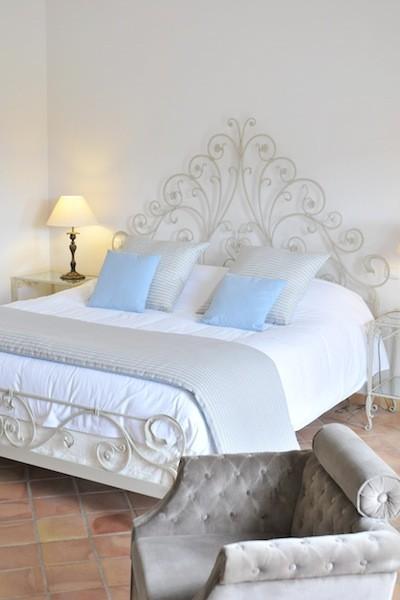 Chambre douce et romantique