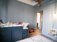 Chambre du petit garçon
