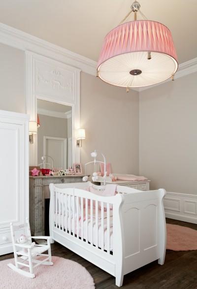 D coration appartement haussmannien agence olivier berni for Decoration murale haussmannien
