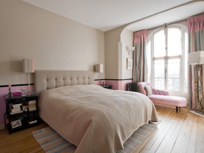 Chambre féminine