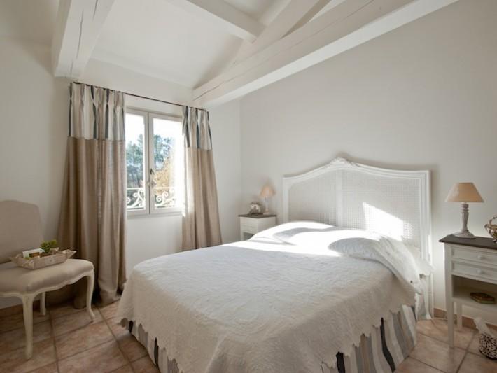 Chambre parentale décoration classique