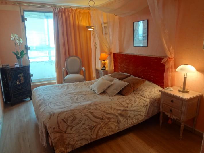 Décoration appartement ancien - Looka Déco - Chambre parentale ...