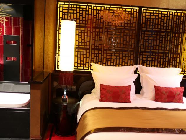 Sèche serviette Acova Buddha Bar  Zehnder  Chambre