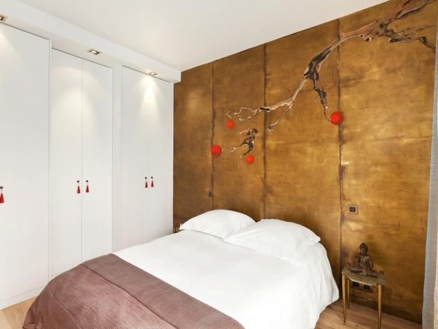 Renovation appartement except design chambre for Attractive commentaire faire une couleur beige 7 chambre en bleu et blanc