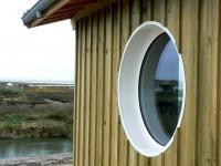 Châssis circulaire sur le Bassin d'Arcachon