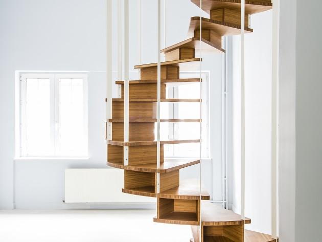 Escaliers OlmO