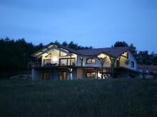 Construction maison ossature bois - Guillaumie