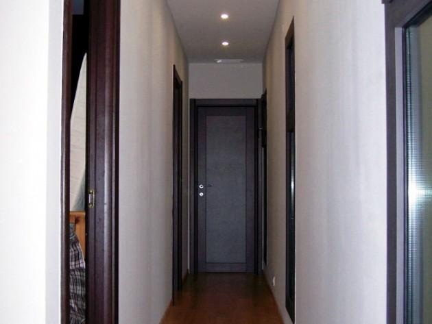 Corridor vers les chambres