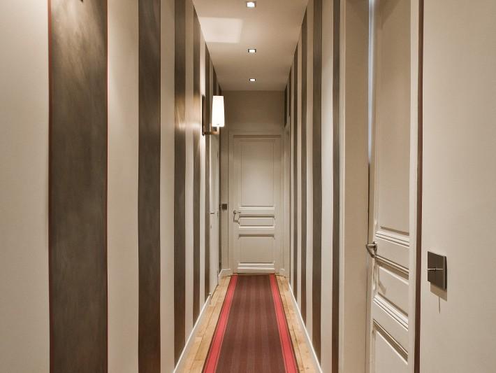 Couloir bi-color