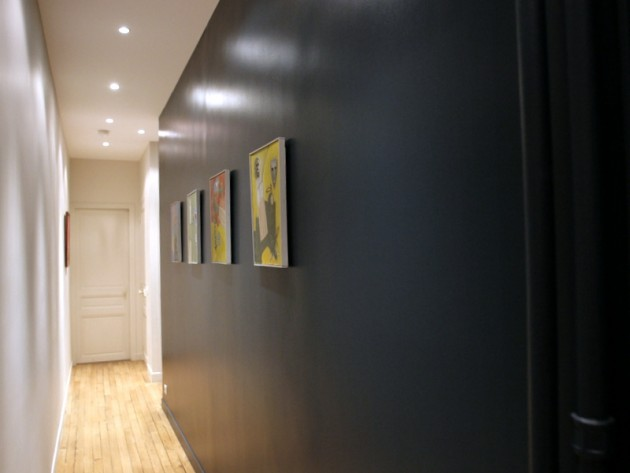 Couloir lumineux