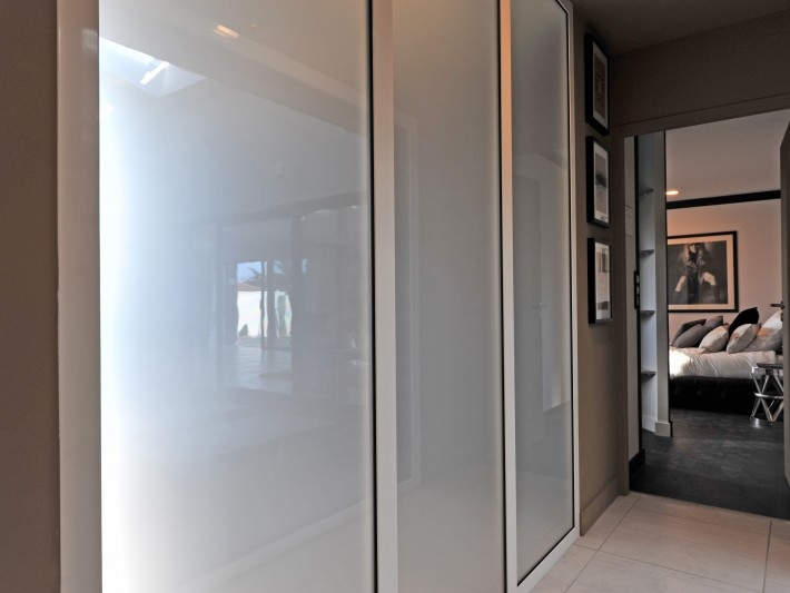 Couloir - vue de la chambre