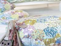 Coussins décoratifs pour chambre de fille