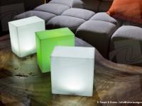 Cube lumineux sans fil