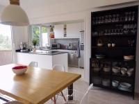 Cuisine/ Salle à manger indus-scandinave