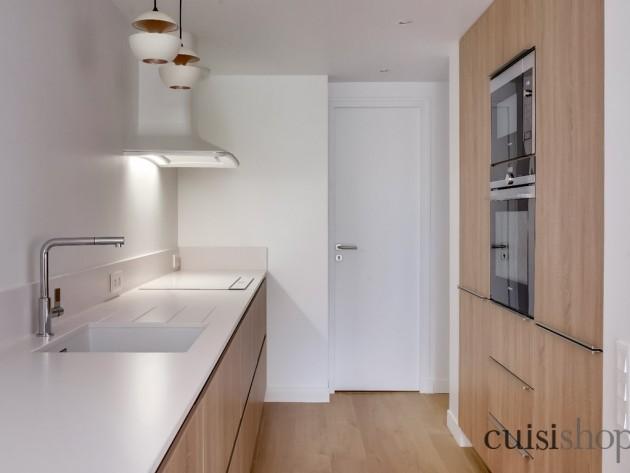 une cuisine en parall le pur e cuisine en parall le pur e id. Black Bedroom Furniture Sets. Home Design Ideas