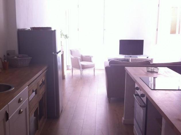 Appartement à Nîmes - Deco parisienne