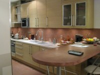 Porte d 39 entr e equipements confort id for Cuisine ouverte vmc