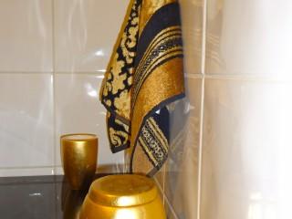 Décoration Kitsch de la salle de bain