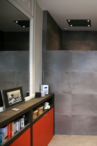 Décoration de salle de bain