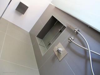 Douche à italienne design