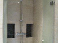 Douche de la salle d'eau parentale