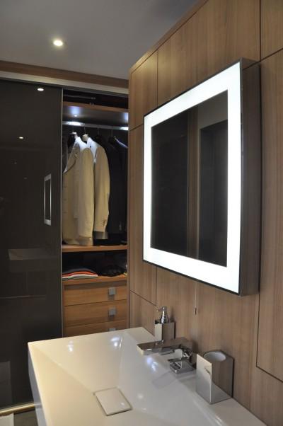Modernisatiion maison d 39 un lieu l 39 autre id Salle de bain et dressing de luxe